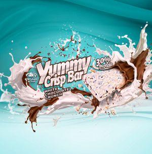 Yummy Crisp Bar címke