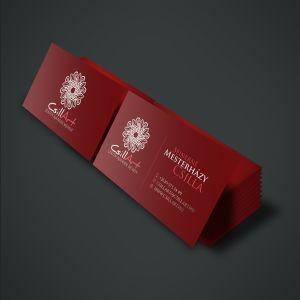 Névjegykártya Design CsillArt