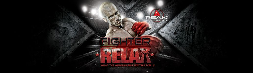 Fighter Relax címke