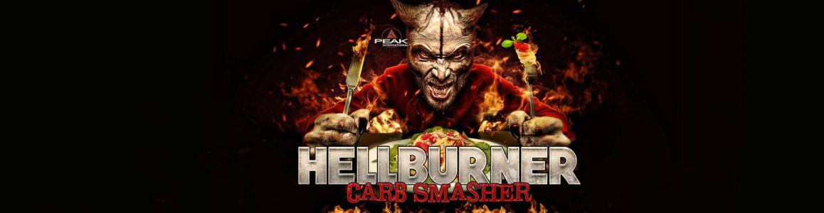 Hellburner Carb Smasher címke