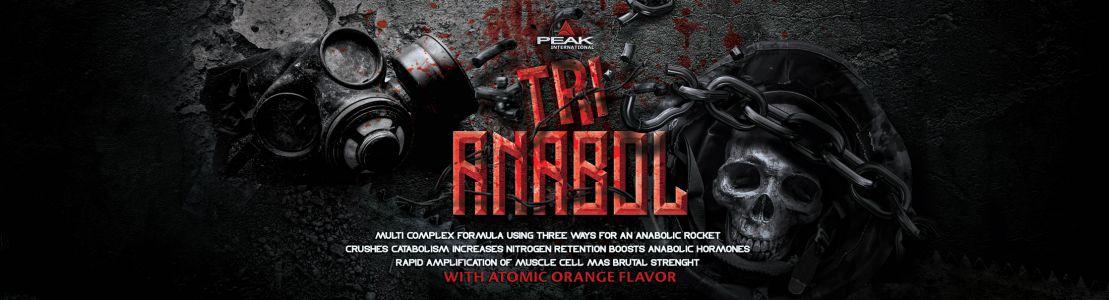 Tri Anabol Reloaded 2017