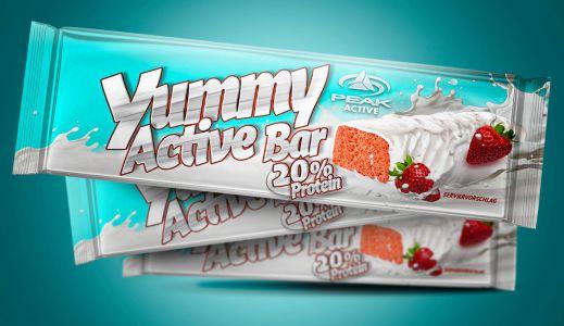 Yummy Active Bar